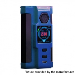 Authentic Sigelei Snowwolf Vfeng-S 230W VW Variable Wattage Box Mod - Blue