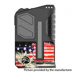 Authentic Limitless Arms Race LMC V2 200W TC VW APV Box Mod - Murica