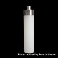 YFTK 510 Central Silicone Dropper Bottle 15ml (1pc) - White