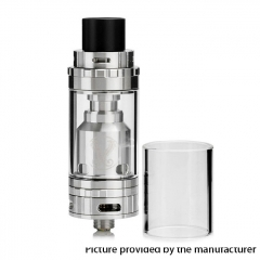 Authentic Vaporesso Gemini 22mm RTA Rebuildable Dripping Atomizer 3.5ml - Silver