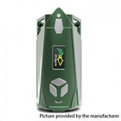 Authentic Pioneer4You iPV Xyanide 200W TC VW APV Mod - Green