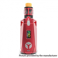 Authentic Pioneer4You iPV Xyanide 200W TC VW APV Mod Kit w/2.2ml Atomizer - Red