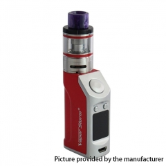 Authentic Vapor Storm Aragorn 50W Mod Kit w/ Bodhi Tank Clearomizer 2.5ml - Red