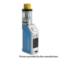 Authentic Vapor Storm Aragorn 50W Mod Kit w/ Bodhi Tank Clearomizer 2.5ml - Blue
