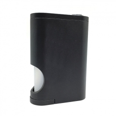 Driptech-DS Goon Box Style 24MM Mechanical Squonk Box Mod w/8ml Bottle - Black