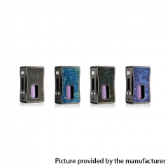 Authentic Aleader Box Killer 80W BF Squonk TC VW Variable Wattage Mod w/7ml Bottle - Black + Random Color