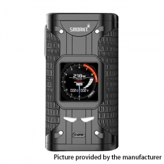 Authentic Smoant Cylon 218W TC VW Variable Wattage Box Mod - Black