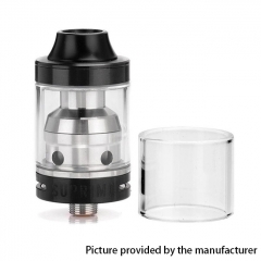 Authentic Sigelei Moonshot 22mm RDTA Rebuildable Dripping Tank Atomizer 2ml - Black