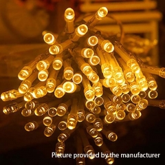 LED String Lights 10meters - Yellow