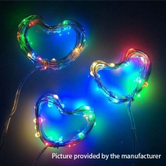 Starry Sky LED Lights 10Meter (DC 12V) - Rainbow