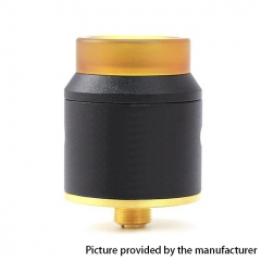 Artha Style RDA Rebuildable Dripping Atomizer w/ BF Pin - Black