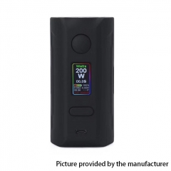 Authentic Vapecig VTX 200W APV VV/VW Temperature Control Mod - Black