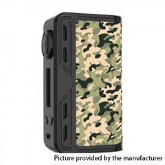 Authentic Smoant Charon 218W TC VW APV Box Mod - Black Camo