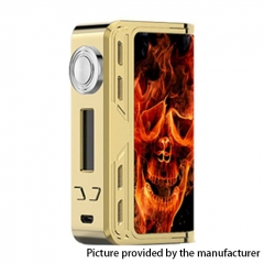 Authentic Smoant Charon 218W TC VW APV Box Mod - Gold Red