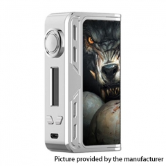 Authentic Smoant Charon 218W TC VW APV Box Mod - Silver Black