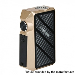 SOFGOD R03 218W TC VW APV Box Mod - Gold
