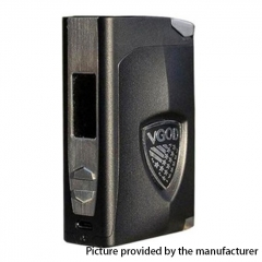 Authentic VGOD Elite 200W TC VW Variable Wattage Box Mod  (Limited Edition) - Full Black