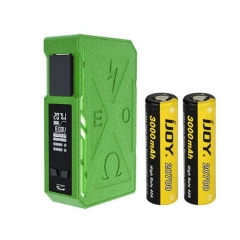 Authentic IJOY EXO PD270 207W 18650/20700 TC VW APV Mod w/20700 Battery - Green