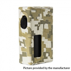 Authentic Hugo Vapor Squeezer 18650/20700 BF Squonk Mechanical Mod w/8ml Bottle - Army Green