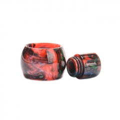 Authentic Vpdam Replacement Resin Tank + Drip Tip for SMOK TFV8 Big Baby Clearomizer - Random Color