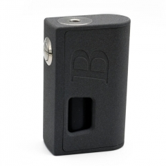 Bravo 18650/20700/21700 Mechanical Squonk Mod BF Mod w/7ml Bottle - Gray
