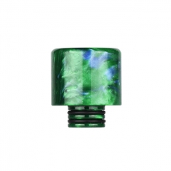 Resin 510 Drip Tip 1pc - Multicolor
