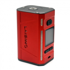 Authentic Sigelei Laisimo F4 220W/360W TC VW APV Box Mod - Red