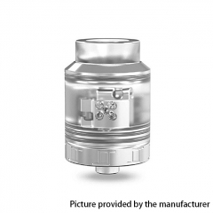 Authentic Oumier VLS 25mm RDA Rebuildable Dripping Atomizer w/ BF Pin - White