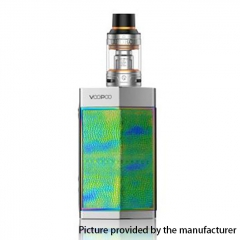 Authentic VOOPOO Too 80W/180W TC VW APV Box Mod w/UFORCE Tank 3.5ml - Silver Dazzle