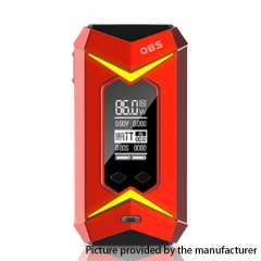 Authentic OBS Bat 218W TC Temperature Control VW APV Box Mod - Red