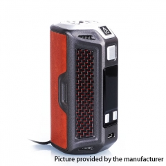 Authentic Rofvape NAGA 330W TC VW APV Box Mod - Brown