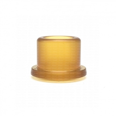 (Ships from Germany)ULTON Replacement PEI 810 Cap for Tank Ding / Das Ding Atomizer 1pc - Yellow