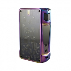 Authentic Sigelei Kaos Z 200W TC VW APV Box Mod - Purple