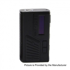 Authentic Teslacigs Colt Mini 80W 2000mAh TC VW Box Mod - Black
