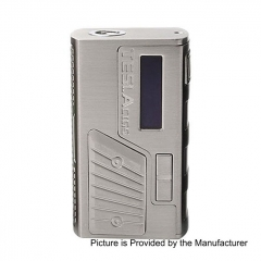 Authentic Teslacigs Colt Mini 80W 2000mAh TC VW Box Mod - Silver