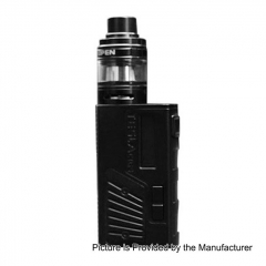 Authentic Teslacigs Colt Mini 80W 2000mAh TC VW Box Mod + H8 Mini Tank Kit 2ml - Black