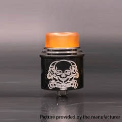 Apocalypse War of Vape RDA Rebuildable Dripping Atomizer - Black
