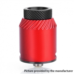 Reload v1.5 Style 24mm RDA Rebuildable Dripping Atomizer w/ BF Pin - Red