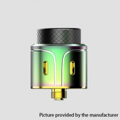 Authenrtic Vpdam GoKon 24mm RDA Rebuildable Dripping Atomizer w/ BF Pin - Rainbow