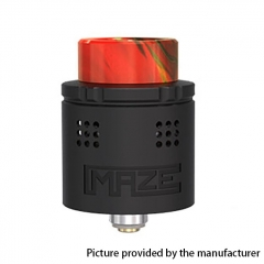 Authentic Vandy Vape Maze 24mm Sub Ohm BF RDA Rebuildable Dripping Atomzier 2ml- Black