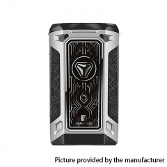Authentic Vaporesso Switcher 220W TC VW Variable Wattage Box Mod - Silver