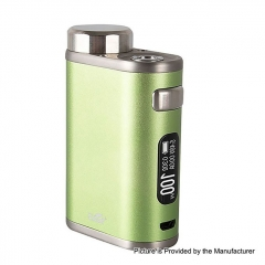 Authentic Eleaf iStick Pico 100W 18650/21700 TC VW Variable Wattage Box Mod - Green
