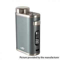 Authentic Eleaf iStick Pico 100W 18650/21700 TC VW Variable Wattage Box Mod - Gray