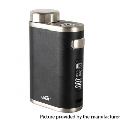 Authentic Eleaf iStick Pico 100W 18650/21700 TC VW Variable Wattage Box Mod - Black