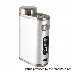 Authentic Eleaf iStick Pico 100W 18650/21700 TC VW Variable Wattage Box Mod - Silver