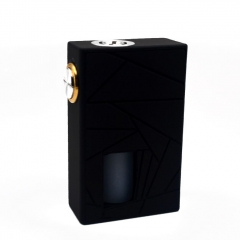 Authentic Arctic Dolphin Crea BF Squonk 18650 Mechanical Box Mod - Black