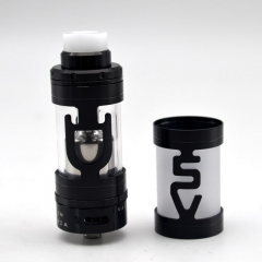 ULTON Mini v5 v5s 23mm RTA Rebuildable Tank Atomizer 4.2ml - Black