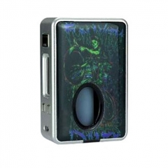 Authentic Hcigar VT Inbox V3 75W DNA 75 TC VW Varible Wattage Box Mod - Silver Warriors