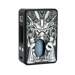 Authentic Hcigar VT Inbox V3 75W DNA 75 TC VW Varible Wattage Box Mod - Black 3D Panel