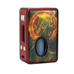 Authentic Hcigar VT Inbox V3 75W DNA 75 TC VW Varible Wattage Box Mod - Red Joss